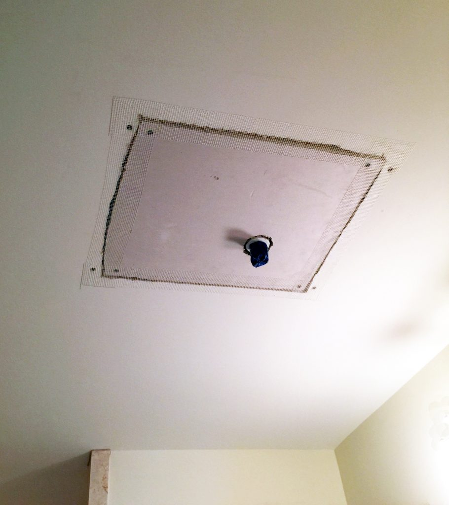 Ceiling And Wall Repair